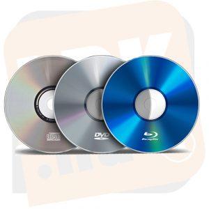 CD/DVD Lemez